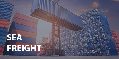 Sea Freight - FCL & LCL Shipping from WGL in Derbyshire