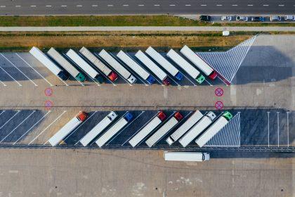 logistics company derbyshire
