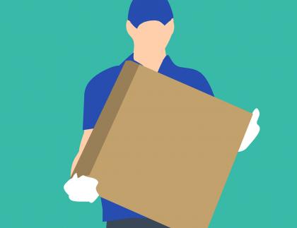 Courier Service Derbyshire
